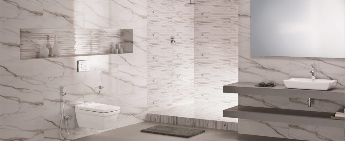 original porcelain tiles in bathroom schaumburg