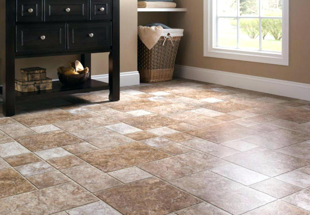 brown porcelain tiles in bathroom schaumburg